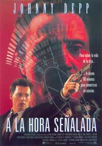 Nick of Time - 11 x 17 Movie Poster - Spanish Style B