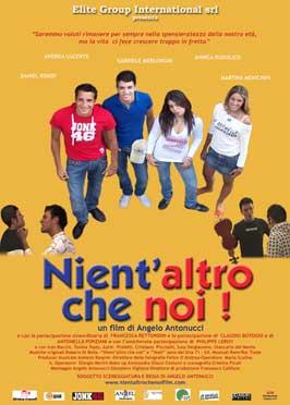 Nient'altro che noi - 27 x 40 Movie Poster - Italian Style A