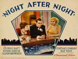 Night After Night - 11 x 14 Movie Poster - Style A
