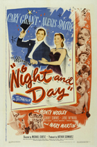 Night and Day - 27 x 40 Movie Poster - Style B
