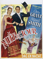 Night and Day - 22 x 28 Movie Poster - Half Sheet Style A