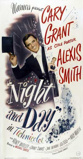 Night and Day - 27 x 40 Movie Poster - Style A