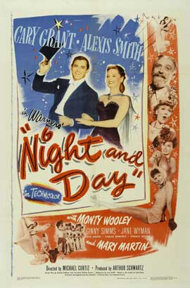 Night and Day - 11 x 17 Movie Poster - Style B
