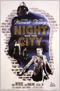 Night and the City - 11 x 17 Movie Poster - Style A