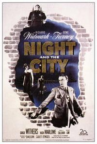 Night and the City - 27 x 40 Movie Poster - Style A