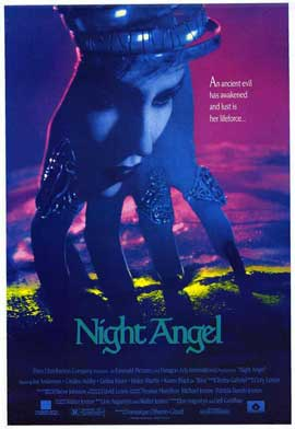 Night Angel - 11 x 17 Movie Poster - Style A