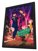 A Night at the Roxbury - 27 x 40 Movie Poster - Style A - in Deluxe Wood Frame