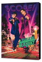 A Night at the Roxbury - 27 x 40 Movie Poster - Style A - Museum Wrapped Canvas