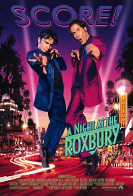 A Night at the Roxbury - 11 x 17 Movie Poster - Style A