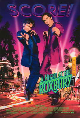 A Night at the Roxbury - 27 x 40 Movie Poster - Style A