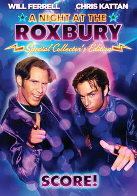 A Night at the Roxbury - 27 x 40 Movie Poster - Style C