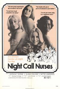 Night Call Nurses - 27 x 40 Movie Poster - Style A