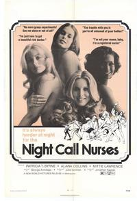 Night Call Nurses - 43 x 62 Movie Poster - Bus Shelter Style A