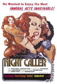 Night Caller - 27 x 40 Movie Poster - Style A