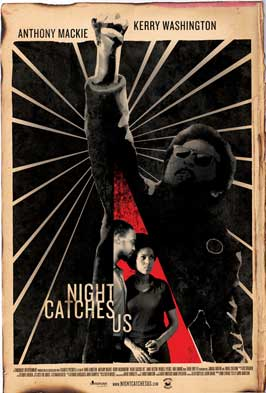 Night Catches Us - 43 x 62 Movie Poster - Bus Shelter Style A