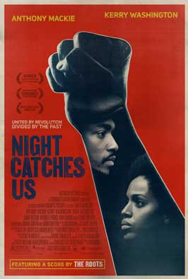 Night Catches Us - 11 x 17 Movie Poster - Style B