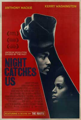 Night Catches Us - 27 x 40 Movie Poster - Style B