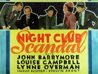 Night Club Scandal - 11 x 14 Movie Poster - Style A