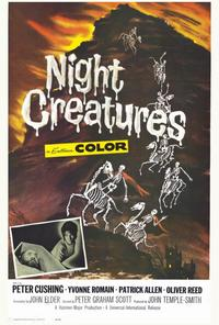 Night Creatures - 27 x 40 Movie Poster - Style A