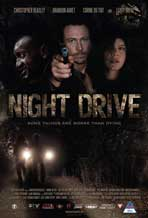 Night Drive - 11 x 17 Movie Poster - South Africa Style A