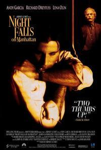 Night Falls on Manhattan - 27 x 40 Movie Poster - Style A