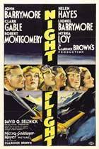 Night Flight - 11 x 17 Movie Poster - Style A