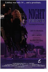 Night Friend - 11 x 17 Movie Poster - Style A