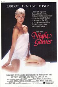 Night Games - 27 x 40 Movie Poster - Style A