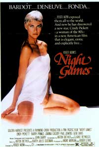 Night Games - 43 x 62 Movie Poster - Bus Shelter Style A