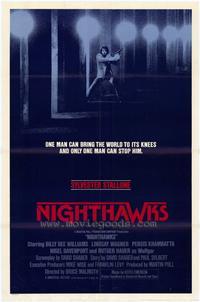 Nighthawks - 11 x 17 Movie Poster - Style B