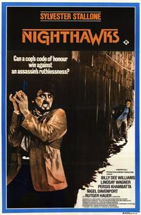 Nighthawks - 11 x 17 Movie Poster - Style C