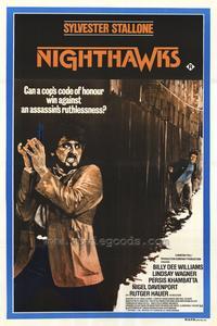 Nighthawks - 27 x 40 Movie Poster - Style B
