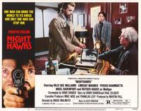 Nighthawks - 11 x 14 Movie Poster - Style B