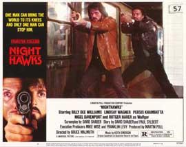Nighthawks - 11 x 14 Movie Poster - Style E