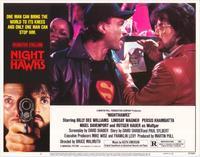Nighthawks - 11 x 14 Movie Poster - Style G