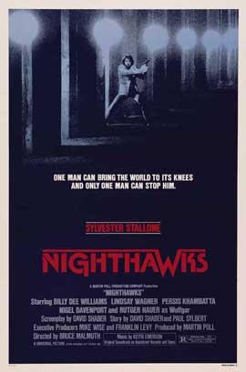 Nighthawks - 27 x 40 Movie Poster - Style C