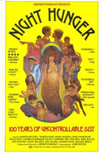 Night Hunger - 27 x 40 Movie Poster - Style A