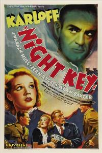 Night Key - 11 x 17 Movie Poster - Style B