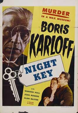 Night Key - 27 x 40 Movie Poster - Style C