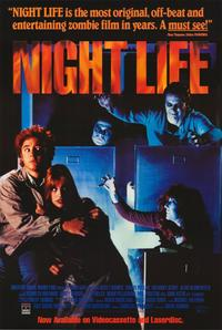 Night Life - 11 x 17 Movie Poster - Style A