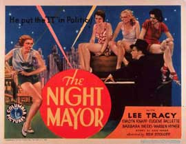 Night Mayor - 11 x 14 Movie Poster - Style A