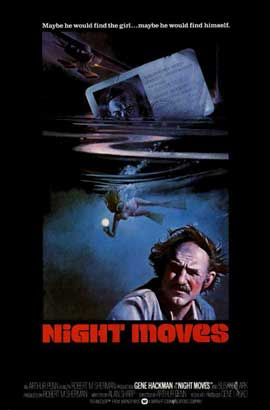 Night Moves - 11 x 17 Movie Poster - Style A