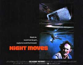 Night Moves - 11 x 14 Movie Poster - Style A