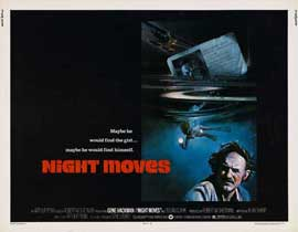 Night Moves - 27 x 40 Movie Poster - Style B