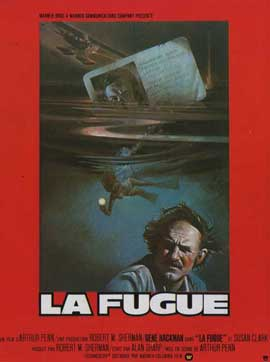 Night Moves - 11 x 17 Movie Poster - French Style A