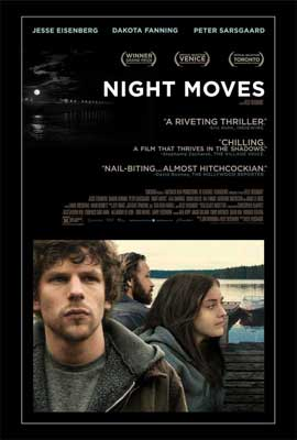 Night Moves - 27 x 40 Movie Poster - Style A