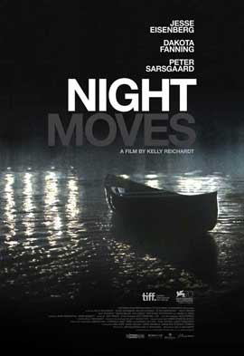 Night Moves - 11 x 17 Movie Poster - Style B