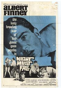 Night Must Fall - 27 x 40 Movie Poster - Style A