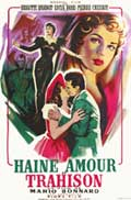 Night of Love - 11 x 17 Movie Poster - French Style B
