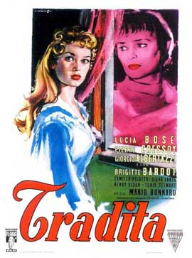 Night of Love - 11 x 17 Movie Poster - Italian Style A